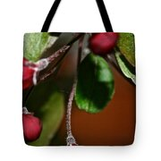 Hanging By A Stem Tote Bag