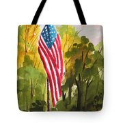 Hanging Gracefully Tote Bag