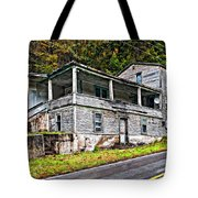Hanging In Tote Bag