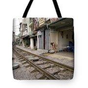 Hanoi Daily Life Tote Bag