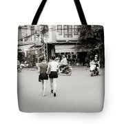 Hanoi Girls Tote Bag