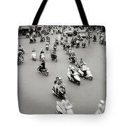 Hanoi Traffic Tote Bag