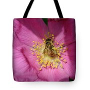 Happy As Can Bee Tote Bag