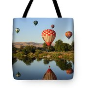 Happy Balloon Day Tote Bag