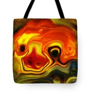 Happy Critter Tote Bag