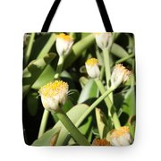 Happy Flower Forest Tote Bag