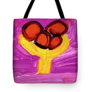 Happy Fruit Tote Bag