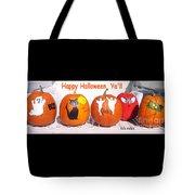 Happy Halloween  Yall Tote Bag