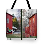 Happy Holidays - Gently Cross Your Eyes And Focus On The Middle Image Tote Bag