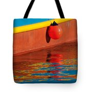 Harbor Colors Tote Bag