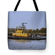 Harbor Tug Savannah Tote Bag
