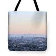 Harbor View II Tote Bag