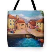 Harbourfront Tote Bag