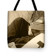 Hard Daze Night Tote Bag