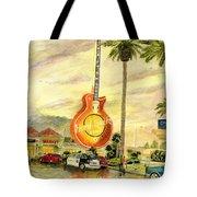 Hard Rock Cafe Las Vegas Tote Bag