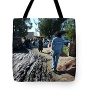 Hard Rock Morocco Tote Bag