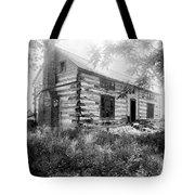 Hardscrabble Cabin, C1890 Tote Bag
