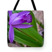 Hardy Orchid 3 Tote Bag