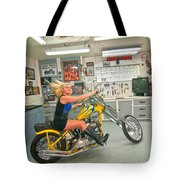Harley Country Tote Bag
