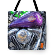 Harley Davidson 3 Tote Bag