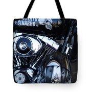 Harley Engine Tote Bag