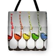 Harmonic Cheers Tote Bag