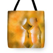 Harmony Of Three Tote Bag