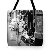 Harold Lloyd (1889-1971) Tote Bag
