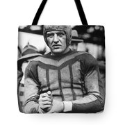 Harold (red) Grange Tote Bag