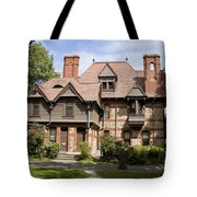 Harriet Beacher Stowe Home Tote Bag