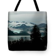 Harriman Glacier Tote Bag