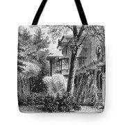 Hartford: Armsear Mansion Tote Bag