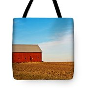 Harvest Is In Tote Bag