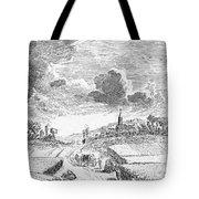 Harvesting, 18th Century Tote Bag