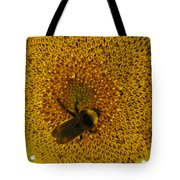 Harvesting The Sun Tote Bag