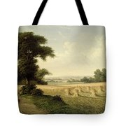 Harvesting Tote Bag by Walter Williams