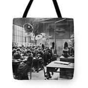 Hat Factory, C1900 Tote Bag