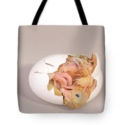 Hatching Chicken 12 Of 22 Tote Bag
