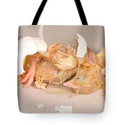 Hatching Chicken 19 Of 22 Tote Bag