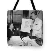 Hattie Caraway (1878-1950) Tote Bag by Granger