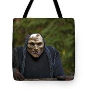 Haunted Goblin Tote Bag