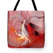 Haunted Hearts Tote Bag