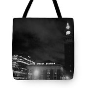 Haunted King Street Station Tote Bag