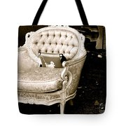 Have A Chair Tote Bag