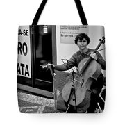 Have Cello Will Play Tote Bag