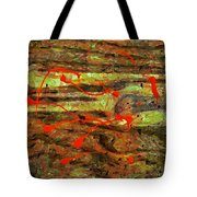 Have You Done The Paint Dance? Tote Bag