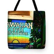 Hawaiian Coffee Tote Bag