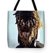 Hawk 3 Tote Bag