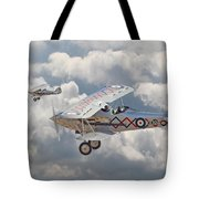 Hawker Demon Tote Bag
