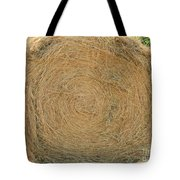 Hay Ball Tote Bag